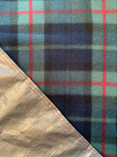 Smaht Tahp - Grampa's PJs Fleece