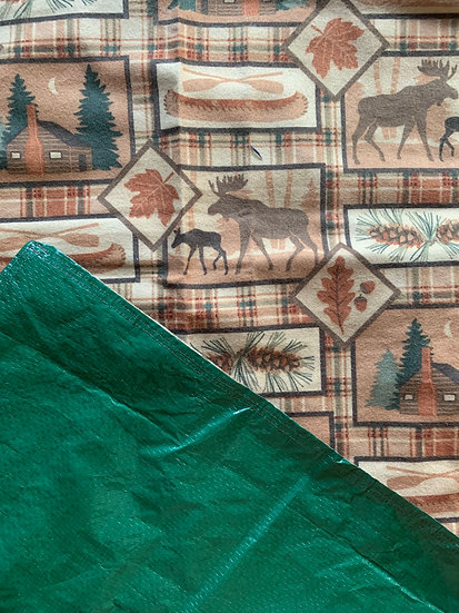 Smaht Tahp - Martha's Woods Flannel