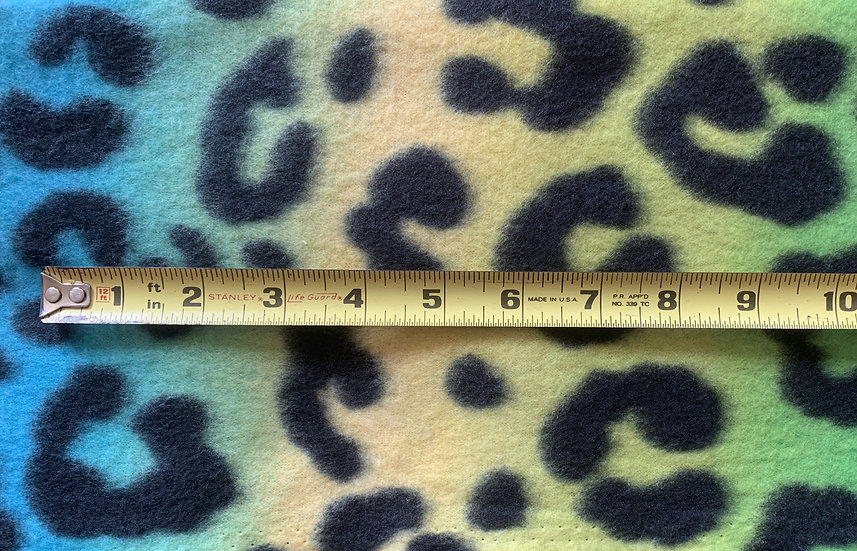 Smaht Tahp - Wicked Cheetah Fleece