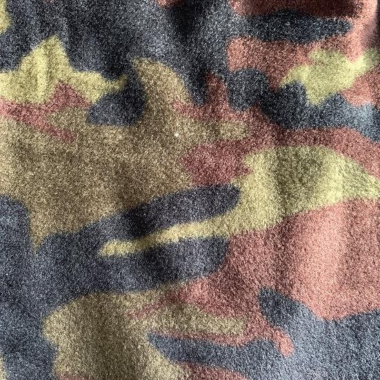 Smaht Tahp - Camo Fleece