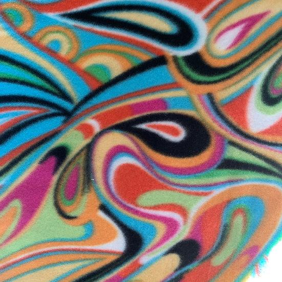Smaht Tahp - Melted Crayon Fleece