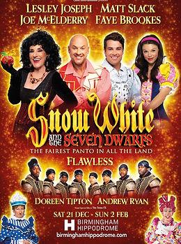 Birmingham Hippodrome Snow White 2019.jp