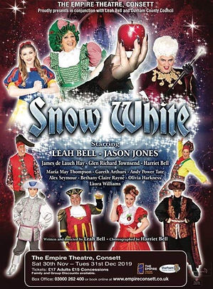 Empire Theatre Consett 2019 pantomime.jp