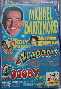 1992 Manchester Opera House Pantomime.pn