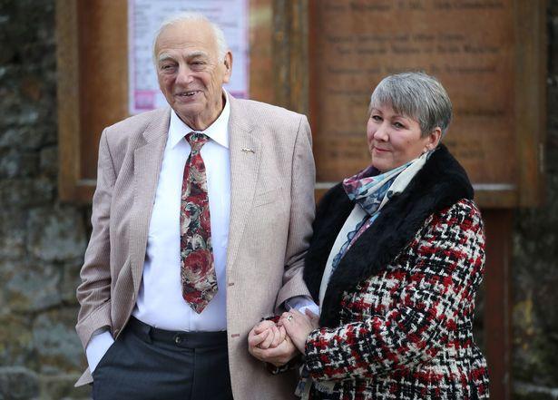 Roy HUdd and his wife Debbie.jpg