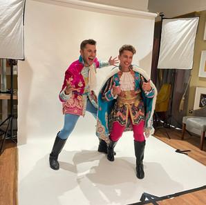 Curtis and AJ Pritchard 2021 panto shoot.jfif