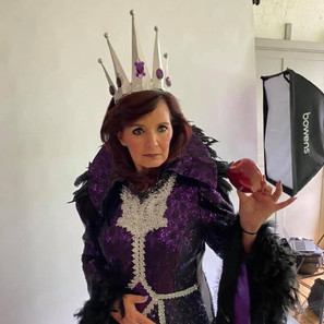 Maureen Nolan panto photo shoot 2021