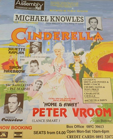 1990 Assembly Hall Tunbridge Wells panto