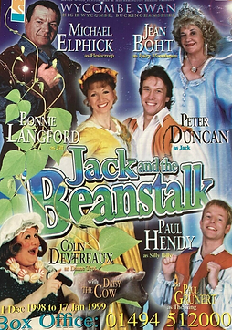 1998 Wyvombe Swan panto.png