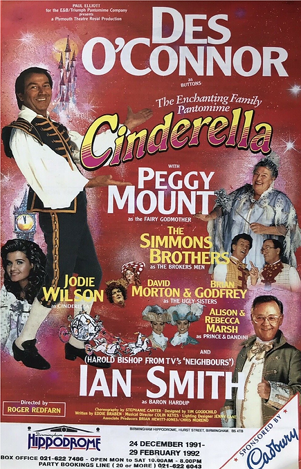 1991 Birmingham Hippodrome panto.png