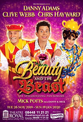 Theatre Royal Newcastle Beauty and the B