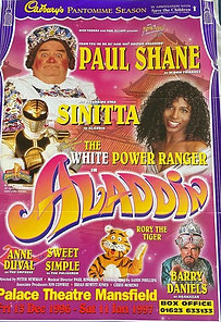 1996 Palace Theatre Masfield panto.png