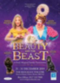 2019 Redgrave Theatre Bristol pantomime.