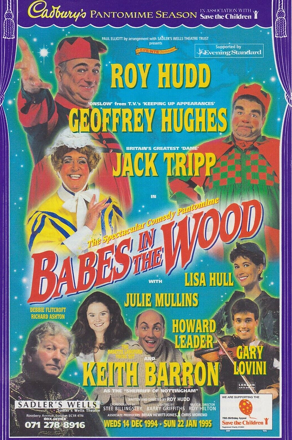 1994 Sadlers Wells Theatre panto.png