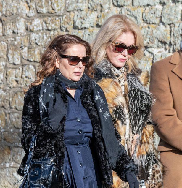 Julia Sawalha and Joanna Lumley.jpg