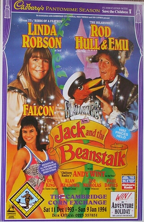 1993 Cambridge Corn Exchange panto.png