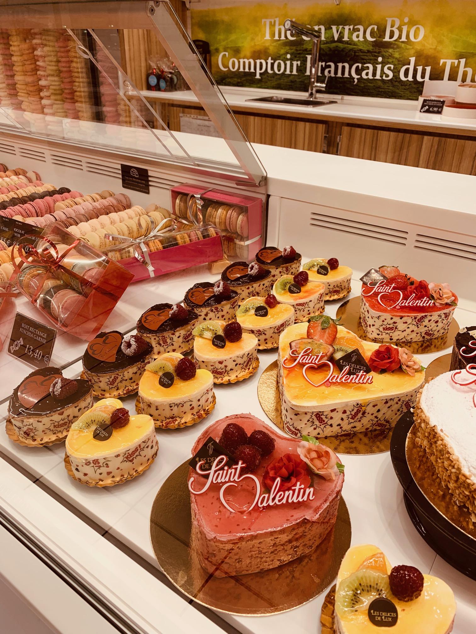 Framboisier Leclerc Patisserie Gateau Anniversaire - Collection de gâteaux