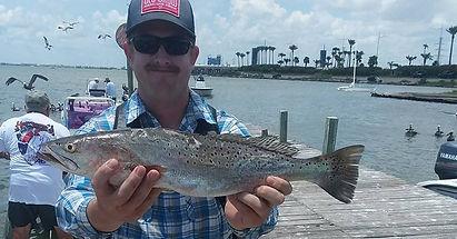 west bay trout