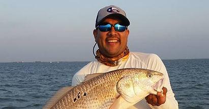 Greens Lake Redfish