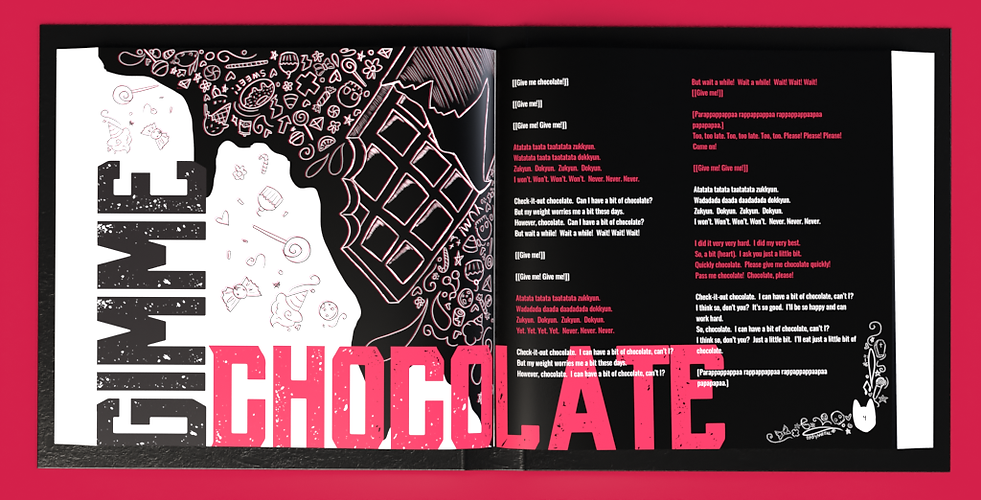 Gimme Chocolate Page.png