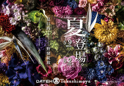 2016 DAYEH Takashimaya 夏登場