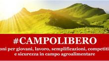Operazione #Campolibero: arrivano i soldi!