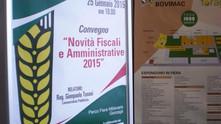 Novità fiscali e amministrative 2015