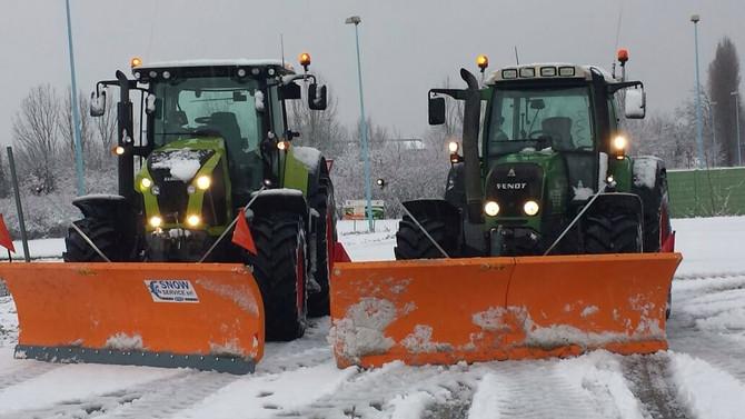 Allerta Big Snow!!