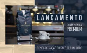 Crescimento de 35% do consumo de café faz Santa Monica focar no consumidor