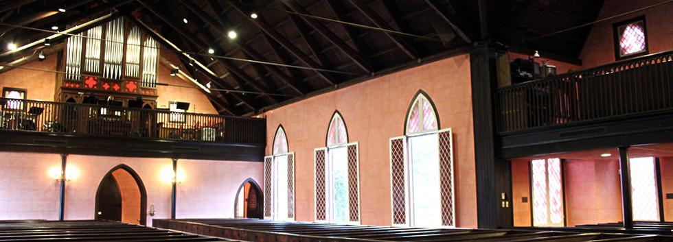 Church of the Cross; Bluffton