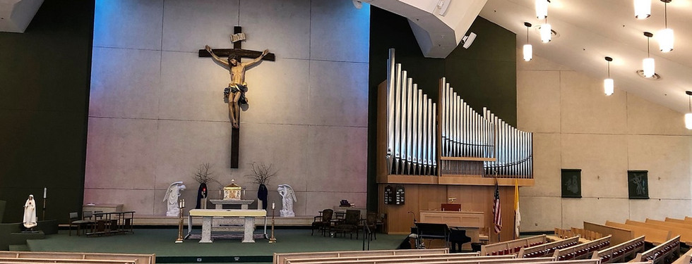 Holy Family Roman Catholic Church; HHI