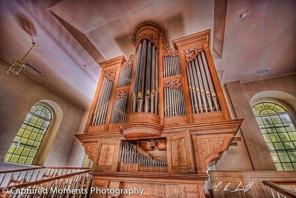 St. Helena Church; Beaufort