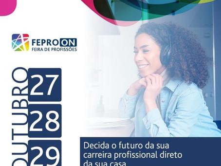 Cruzeiro do Sul Educacional realiza a Feira de Profissões 2020, a Fepro On