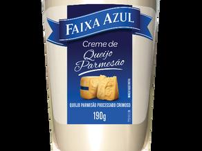 Vigor lança o queijo Faixa Azul em versão cremosa