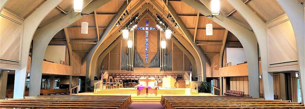 First Presbyterian Church; HHI
