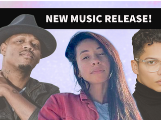 New Music Release! Everything I Ever Need feat. Quincy Thompson, Soy Rah, Justin Jairam