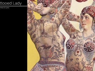 Joe's Pub | Max Vernon's The Tattooed Lady | Sept. 25th