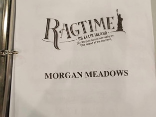 Ragtime at the Jerome Robbins Theatre