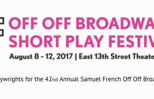 Sad 2am Sex Fantasy | Samuel French Off Off Broadway Short Play Festival