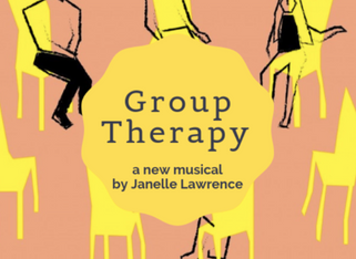 Next Up: Group Therapy, a new musical!