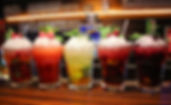 We serve over 50 Cocktails and fancy shots.