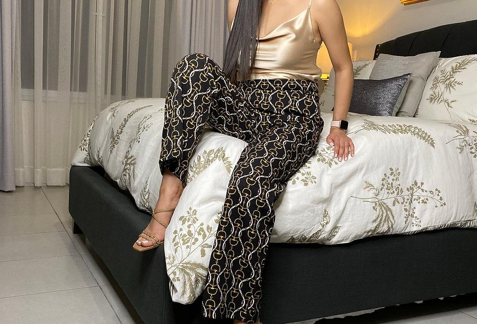 Versace Style Pants