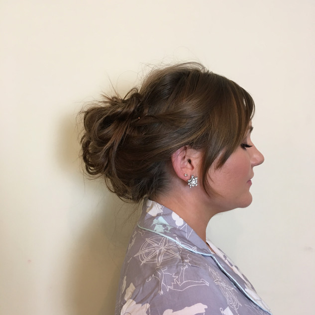 Bridal Hair and Makeup Artist Glasgow