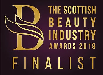 Scottish Beauty Industry Awards Finalist