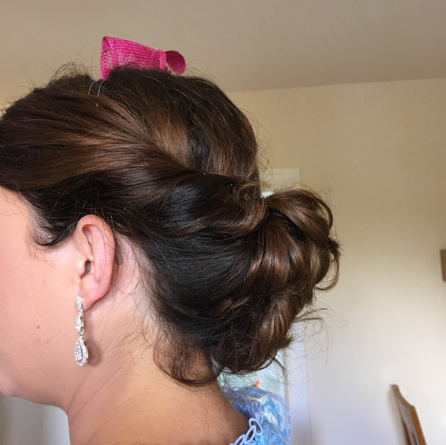 Bridal Hair Stylist Glasgow