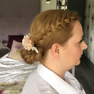 Glasgow Bridal Hair and Makeup Artist