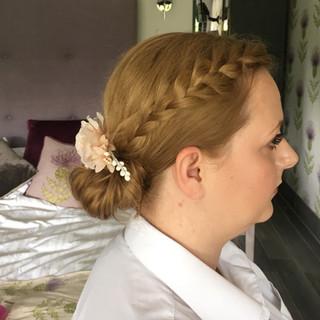 Glasgow Bridal Hair and Makeup Artist