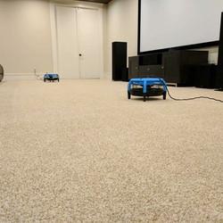 Carpet Dries Fast