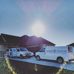 Wrapping up the day!  #carpetcleanse #carpetcleaning #smallbusiness #local www.carpetcleanse