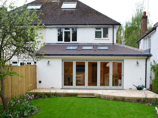 Home Extensions In North London